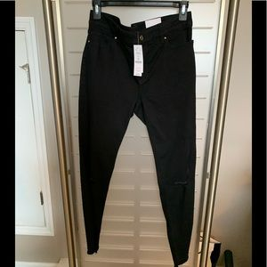 Whitehouse Blackmarket Black Skinny Jeans